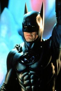 Соски на костюме Бэтмена
