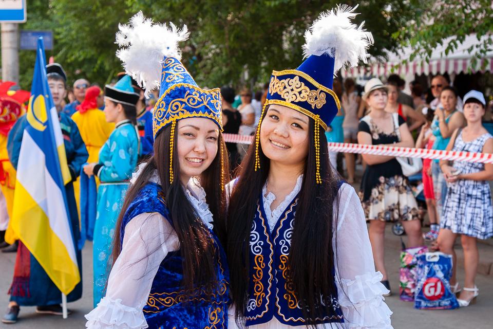 День города - 2014 в Красноярске