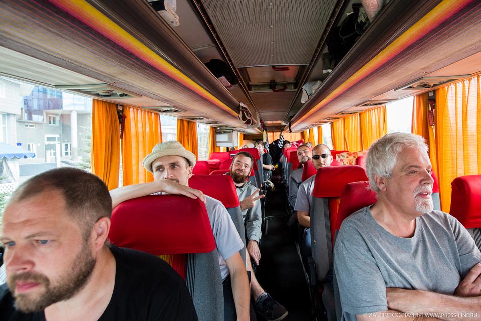 Фестивальный автобус