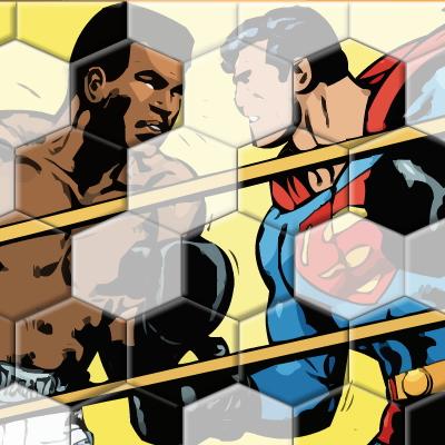 Супермен и Али