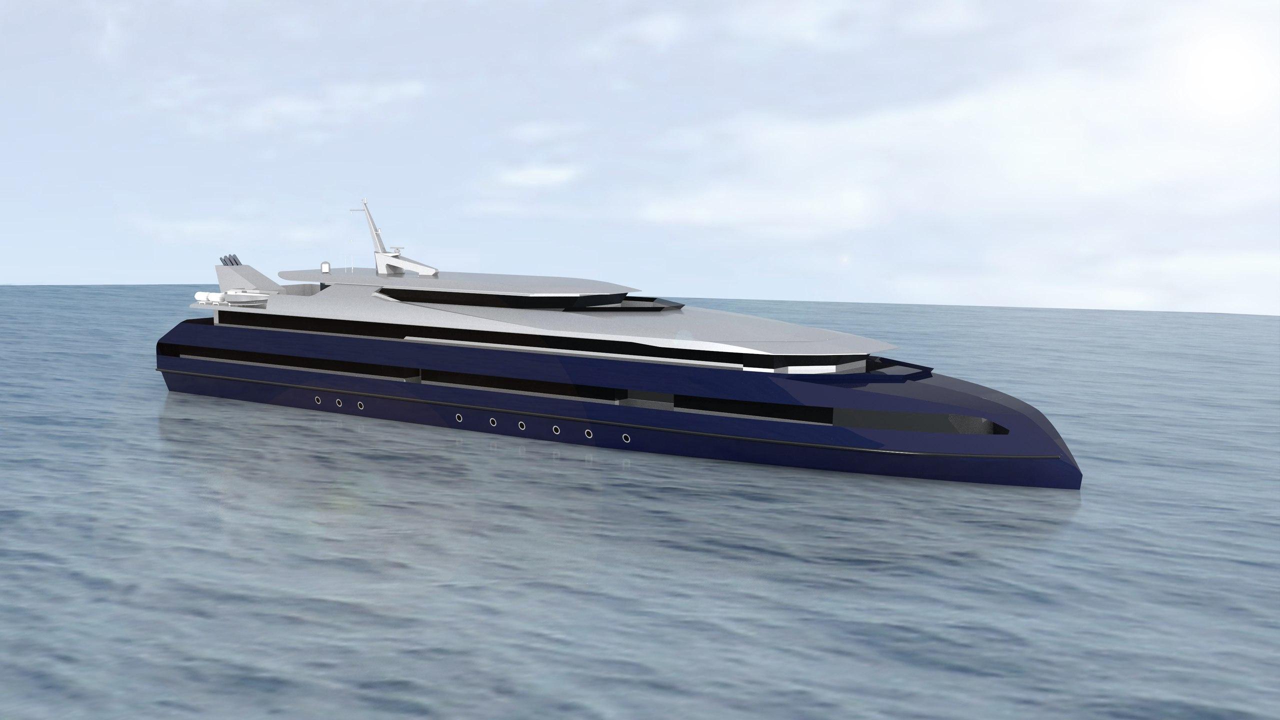 Проект А45-90.2 представляет собой однокорпусное судно с двумя пассажирскими палубами, рестораном, прогулочной палубой и рулевой рубкой, расположенной в носовой части судна на палубе надстройки, с кормовым расположением машинного отделения, трехвальной дизельной энергетической установкой. В отличие от теплоходов предыдущего поколения проект отвечает современным требованиям к комфортности размещения пассажиров и экипажа на судне и уровню отделки жилых помещений.