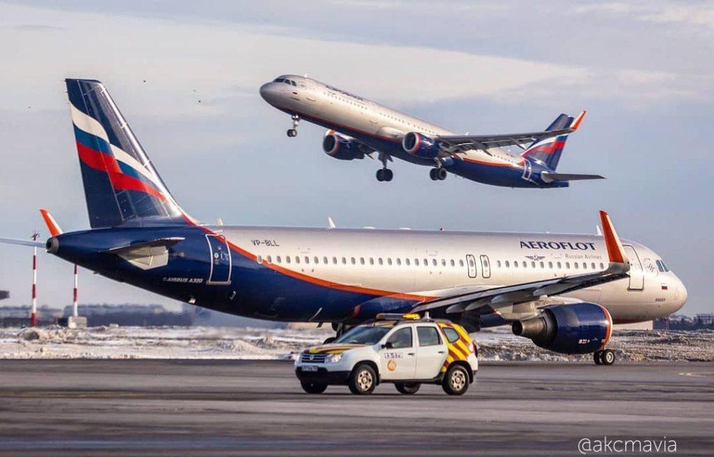 vk.com/aeroflot