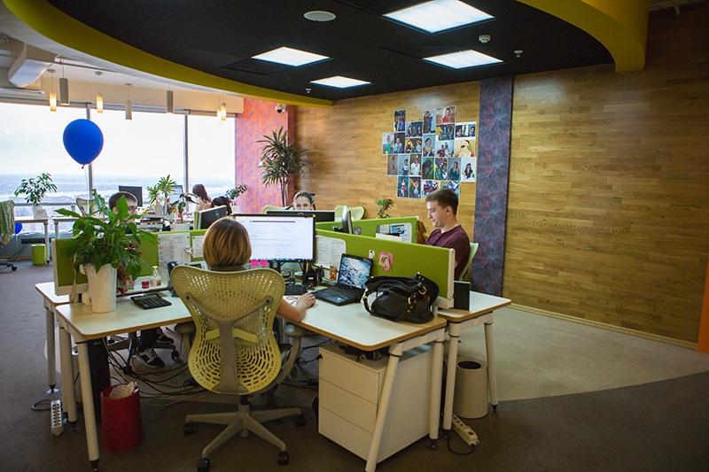 yandex.ru: Офис в Москве