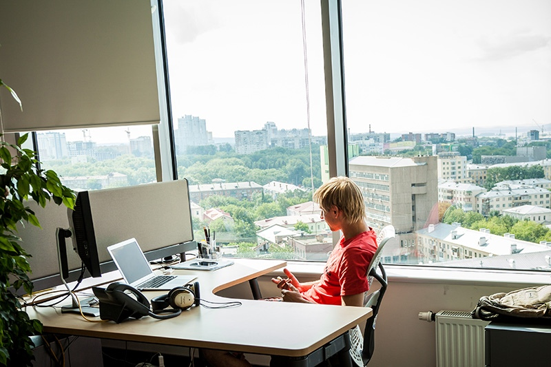 yandex.ru: Офис в Екатеринбурге