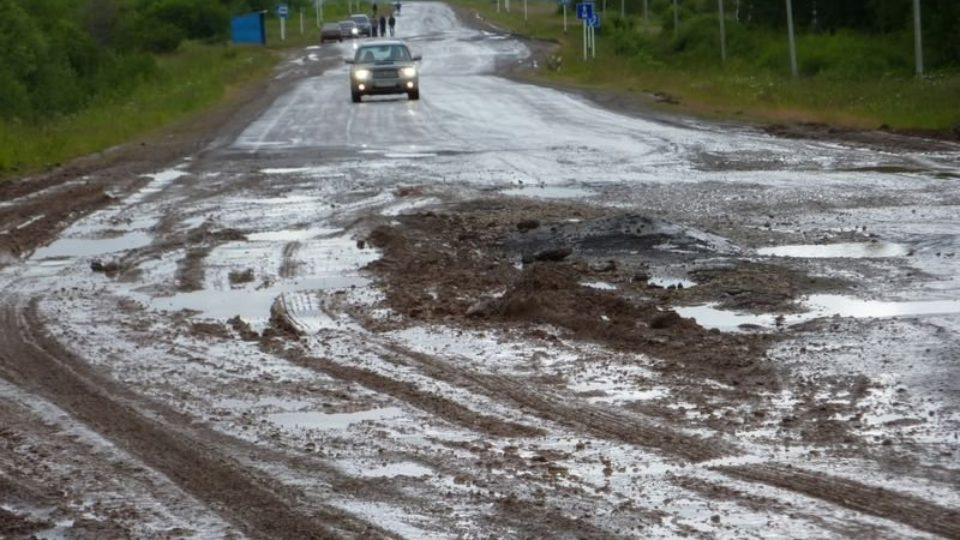 Штраф за грязь на дороге
