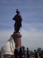 Открытие памятника Н. Резанову. Красноярск. 2007
